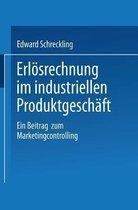 Erloesrechnung Im Industriellen Produktgeschaft