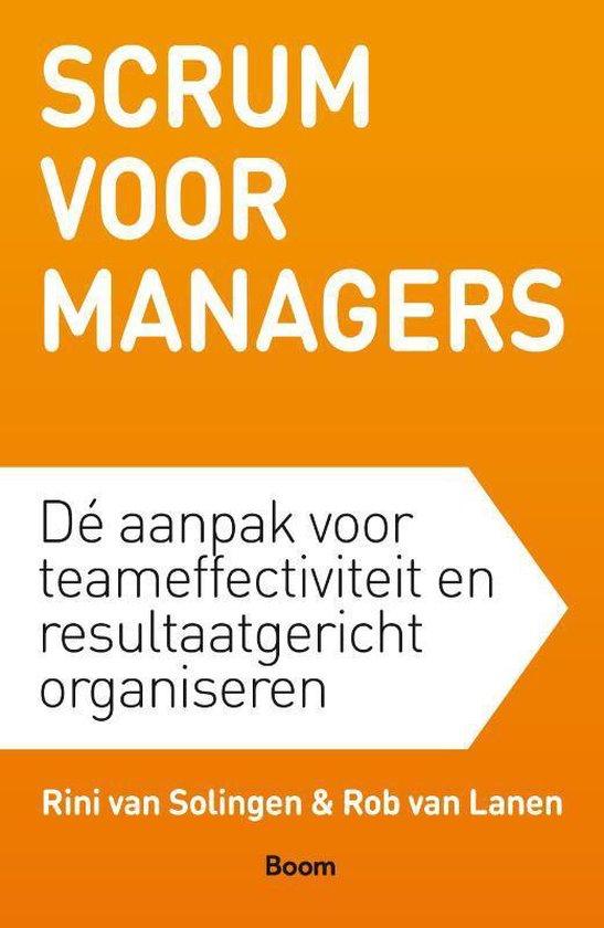 Scrum voor managers - Rini van Solingen | Fthsonline.com