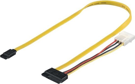 M-Cab 7000905 - Netwerkkabel - RJ45 - 0.5 m - Rood