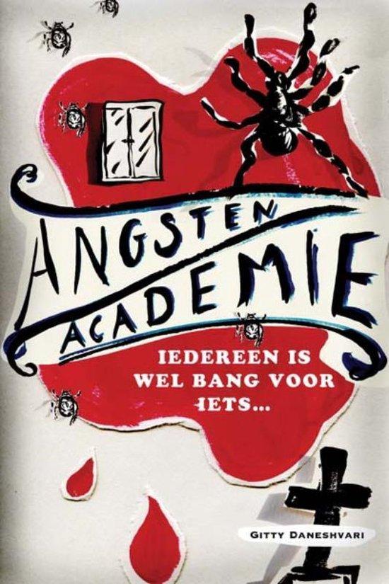 Angsten Academie - Gitty Daneshvari |