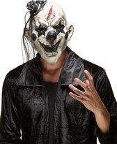 """Grizelige clown masker Halloween  - Verkleedmasker - One size"""