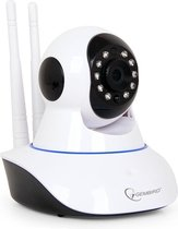 Gembird ICAM-WRHD-01 bewakingscamera IP-beveiligingscamera Binnen Ceiling/Wall/Desk 1280 x 720 Pixels