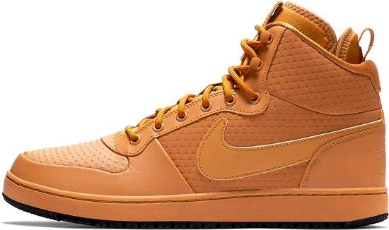 | Nike Ebernon Mid Winter Sneakers Heren Wheat