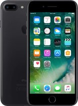 Forza Refurbished Apple iPhone 7 Plus 128GB zwart | B grade | Licht gebruikt