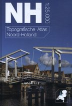 Afbeelding van Topografische provincie atlassen  -   Topografische Atlas Noord-Holland