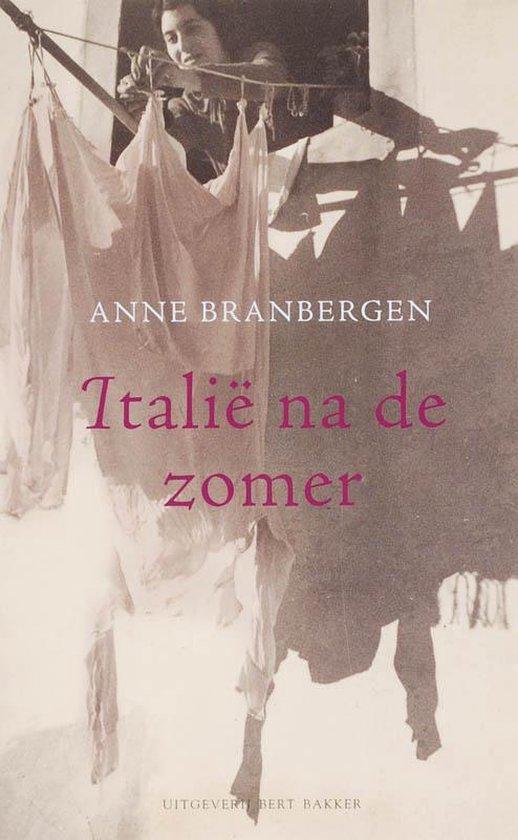 Italië na de zomer - Anne Branbergen |