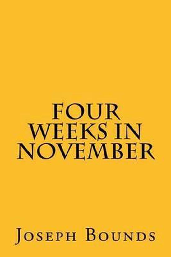 Four Weeks in November
