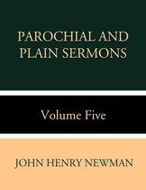 Boek cover Parochial and Plain Sermons Volume Five van John Henry Newman
