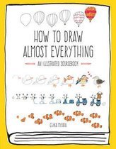Boek cover How to Draw Almost Everything van Chika Miyata