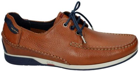 Fluchos -Heren -  cognac/caramel - casual / weekend - maat 40