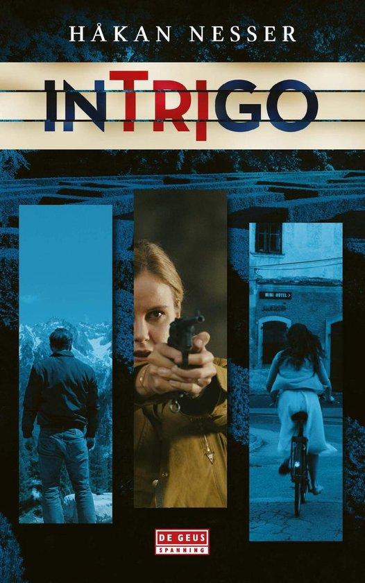 Intrigo - Hakan Nesser |