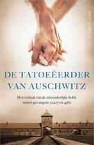 Omslag De tatoeëerder van Auschwitz