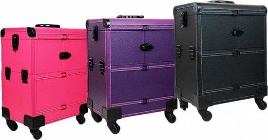 MBS® Trolley Medium groot Roze - Mbs®