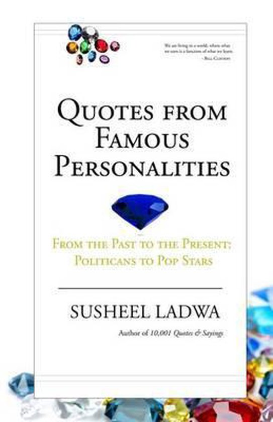 Quotes from Famous Personalities