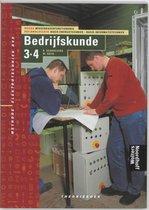 4BEI Bedrijfskunde / 3-4 / deel Theorieboek