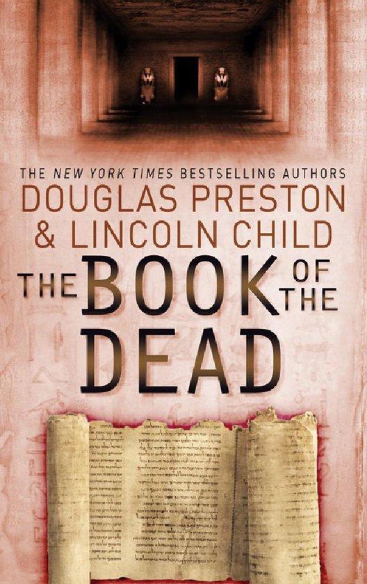 Boek cover The Book of the Dead van Douglas Preston (Onbekend)