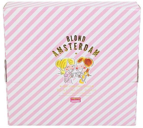 Blond Amsterdam Even Bijkletsen Etagère - 3 laags - ∅26cm+∅22cm+∅18 cm