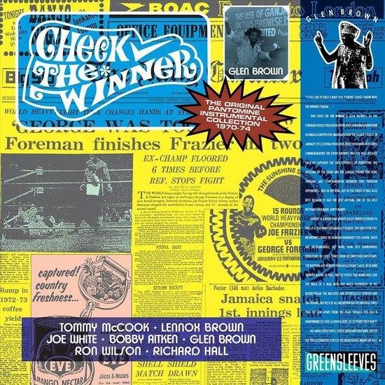 Check The Winner (1970-1974 Instrum