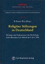 Religiöse Stiftungen in Deutschland