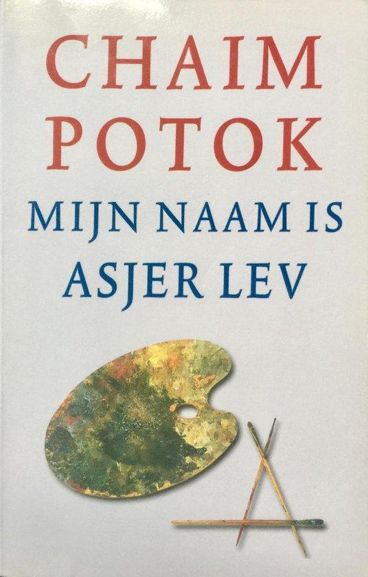 Mijn naam is Asjer Lev - Chaim Potok |