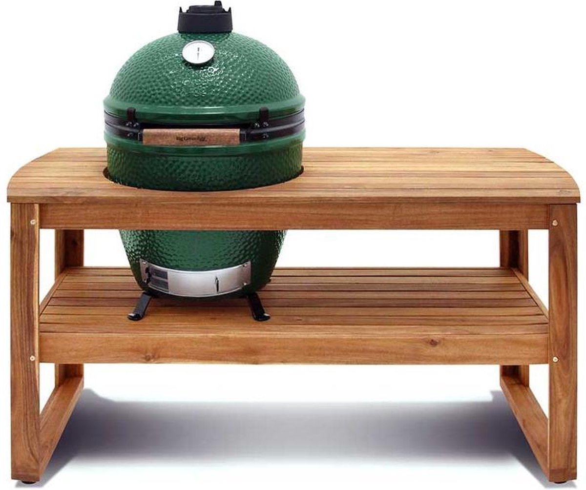 Big Green Egg Table | Big green egg table, Big green egg