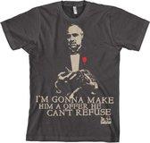 Godfather Offer t-shirt heren 2xl