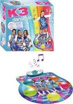 K3 rollerdisco Dansmat