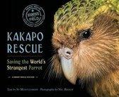 Omslag Kakapo Rescue