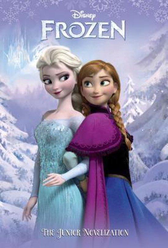Boek cover Frozen van Melissa Lagonegro (Paperback)