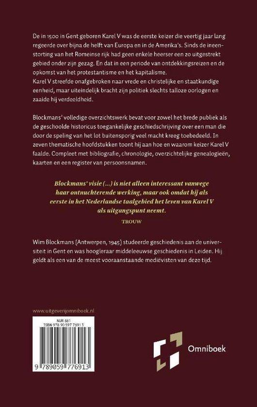 Karel V - Wim Blockmans | Fthsonline.com