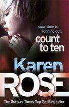 Boek cover Count to Ten (The Chicago Series Book 5) van Karen Rose