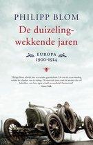 Boek cover De duizelingwekkende jaren van Philipp Blom (Onbekend)