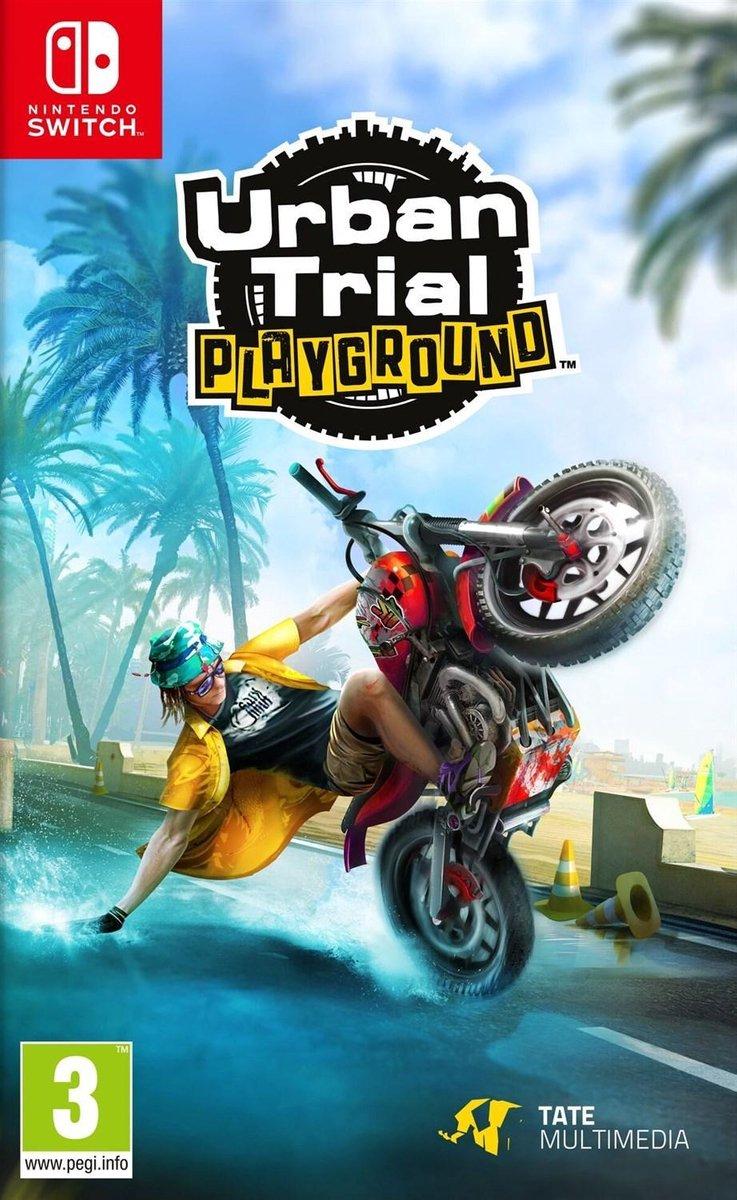 Ubisoft Urban Trial Playground video-game Nintendo Switch Basis Engels