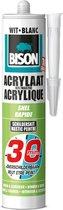 Bison Acrylaatkit 30 Minuten - Overschilderbaar - 310 ml
