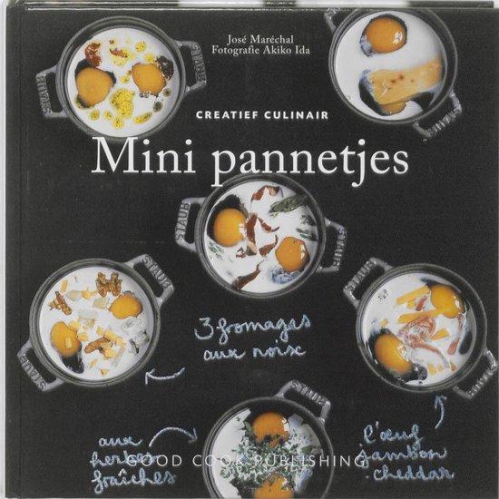 Creatief Culinair - Mini Pannetjes - J. Maréchal pdf epub