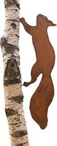 Decoratie eekhoorn voor in boom 45×12 cm