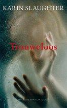 Omslag Trouweloos