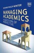 Managing Academics