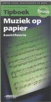 Tipboek muziek op papier / Basistheorie