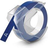 DYMO 3D label tapes labelprinter-tape blauw