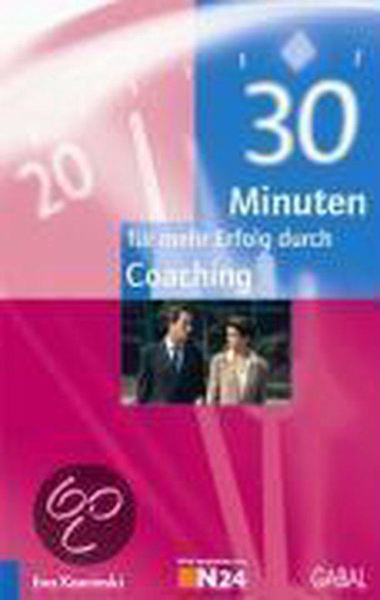 30 Minuten für mehr Erfolg durch Coaching