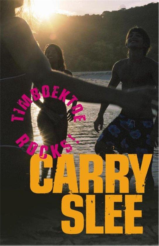 Boek cover Timboektoe rocks ! van Carry Slee (Onbekend)