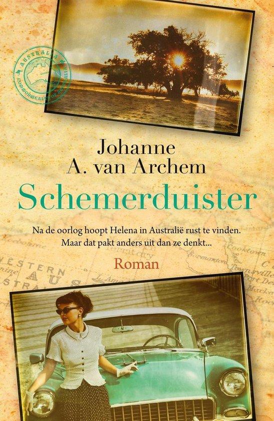 Schemerduister - Johanne A. van Archem |