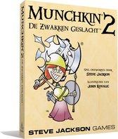 Munchkin 2 De zwakken geslacht - Kaartspel