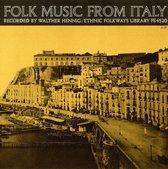 Folk Music From Italy