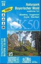 Bayrischer Wald West (UK50-28)
