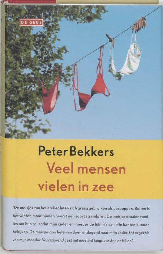 Veel Mensen Vielen In Zee - Peter Bekkers pdf epub