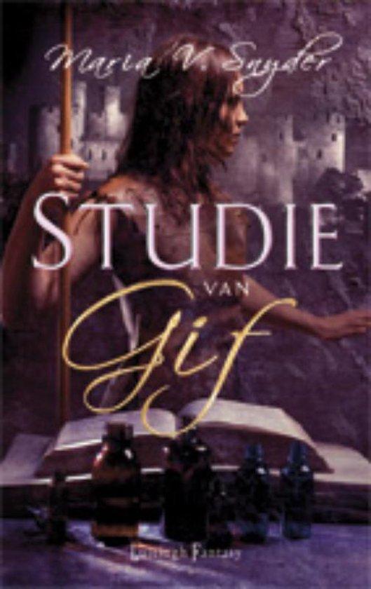 Studie van Gif - Maria V. Snyder |