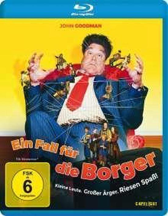 Fall für die Borger/Blu-Ray