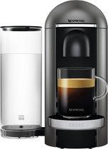 Krups Nespresso Vertuo + XN900T Deluxe - Koffiecupmachine - Titan
